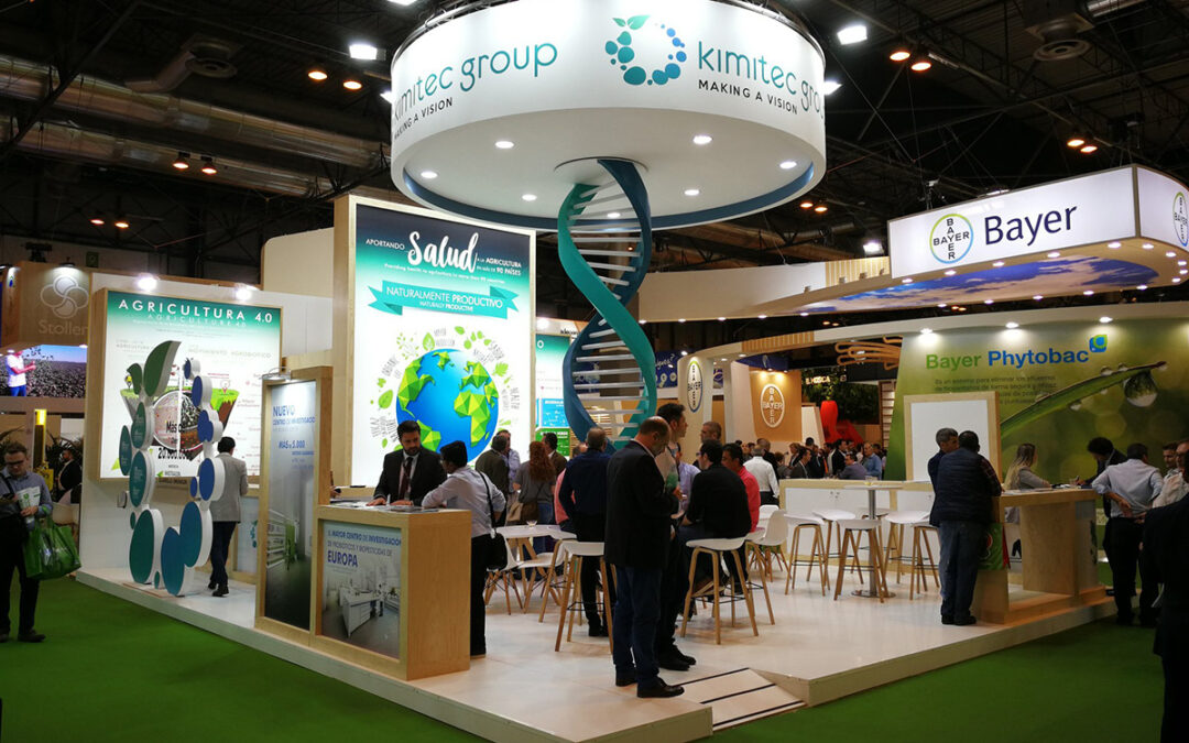 Fruit Attraction 2018 – Kimitec