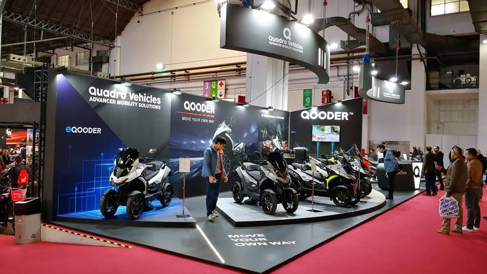 Vive la Moto 2019 – Quadro